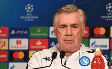 Ancelotti deklarohet për shkarkimin që i bëri Napoli