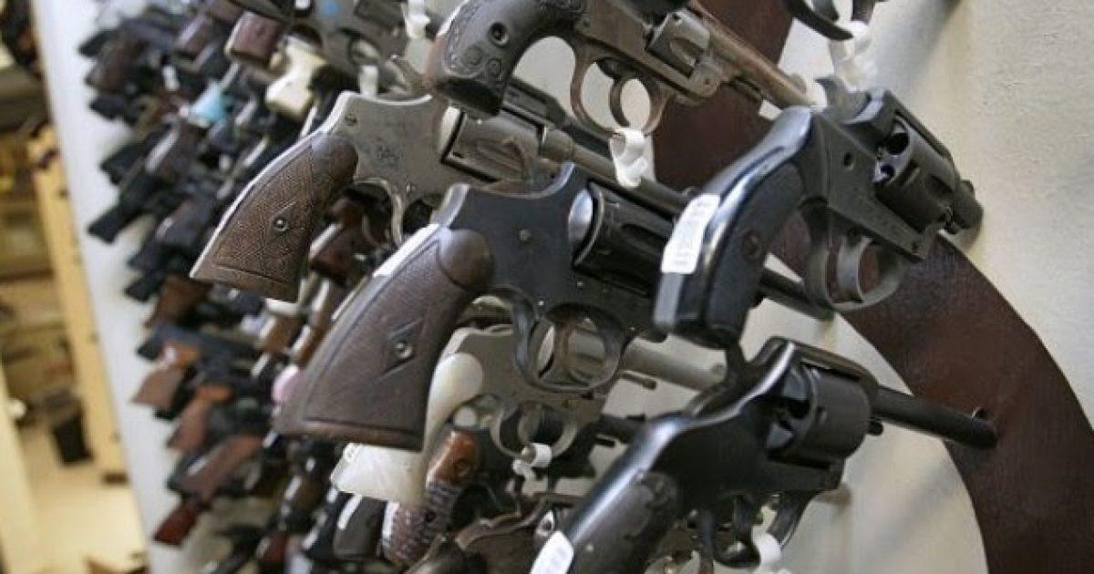 Mbahet konferencë për çështjen e legalizimit të armëve