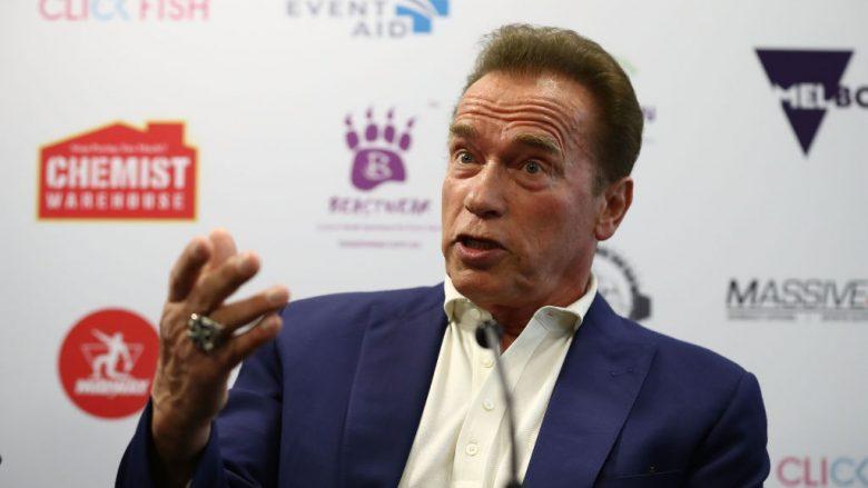 Arnold Schwarzenegger (Foto: Robert Cianflone/Getty Images/Guliver)