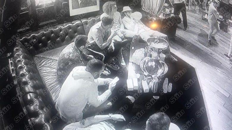 Femra, shampanjë dhe substanca të rrezikshme në një klub nate në Londër: Futbollistëve të Arsenalit i zbulohen disa xhirime, pjesë e ndejës dhe Mustafi