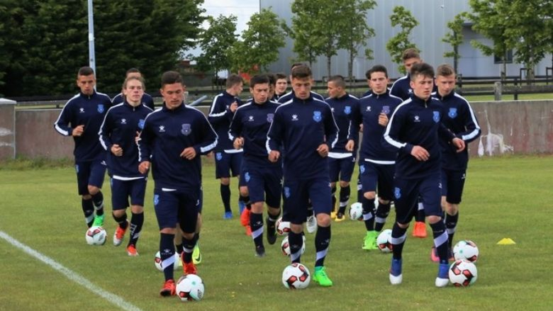 Kosova U17 në grup me Spanjën, Ukrainën e Greqinë