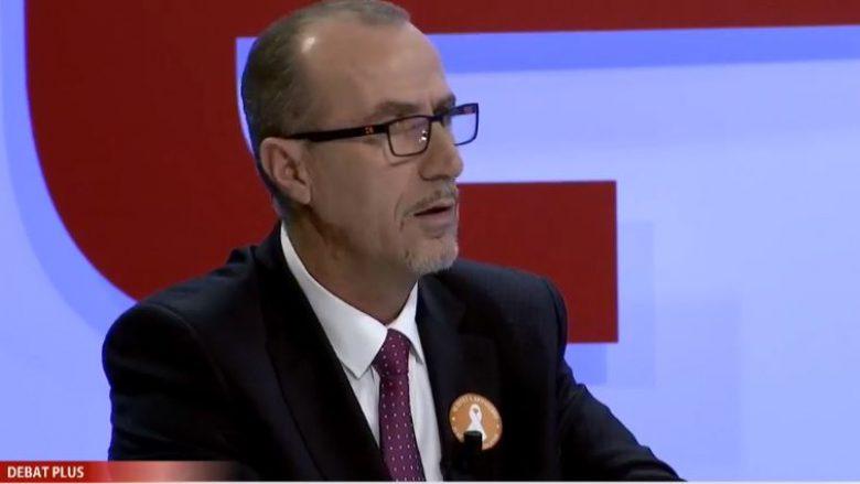 Haxhiu: Shqetësim për Ushtrinë e Kosovës kanë vetëm shtetet e NATO-s që s'na kanë njohur