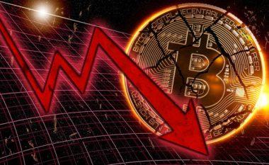 Rreth 100 miliardë dollarë 'zhduken' nga tregu i kriptovalutave, Bitcoin zhvlerësohet për 50 për qind