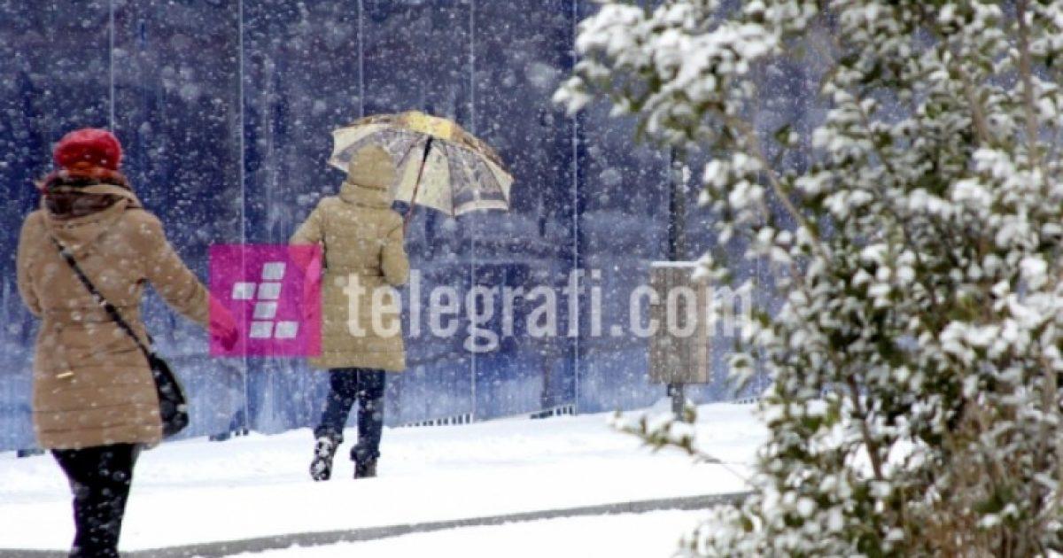 Tahirsylaj tregon se kur priten reshje intensive të borës në Kosovë