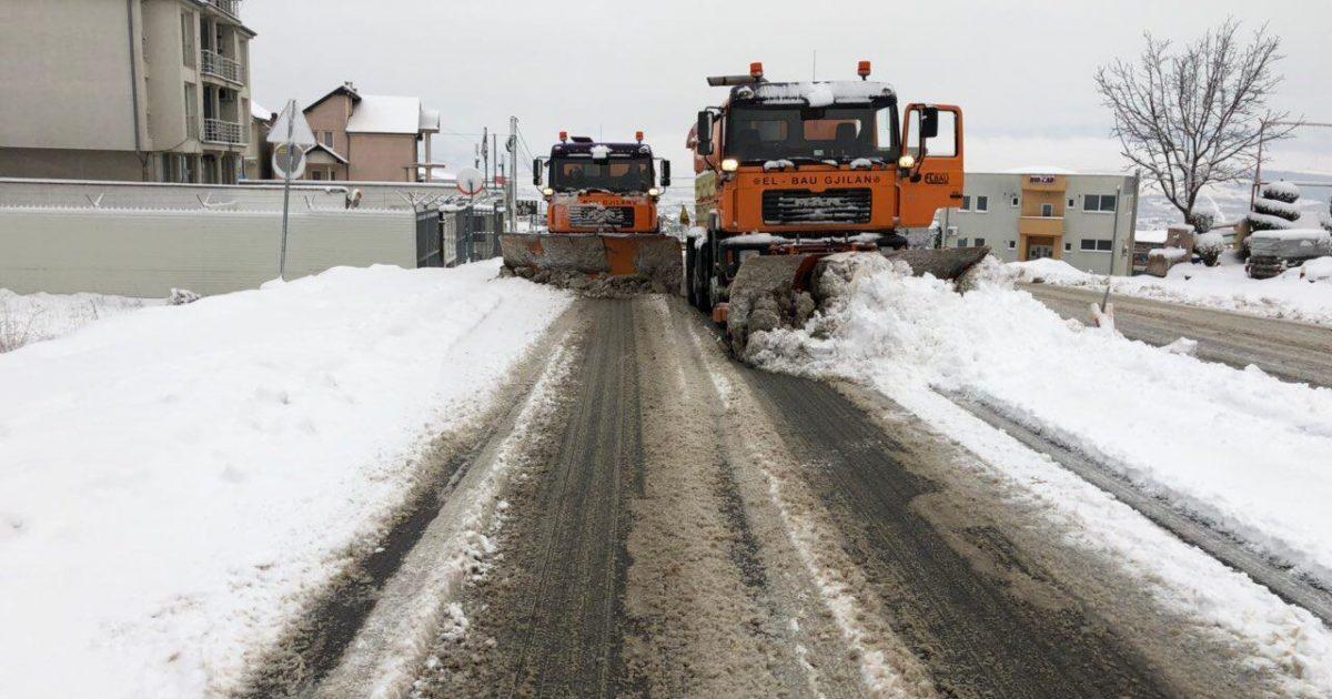 MI: Rrugët e Kosovës, të lira për qarkullim