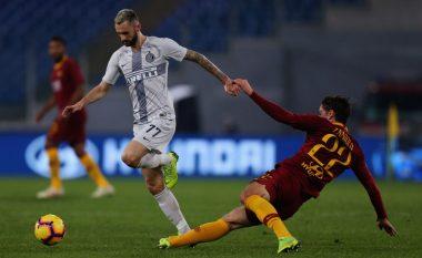 Roma dhe Interi ndajnë pikët në kryendeshjen e javës