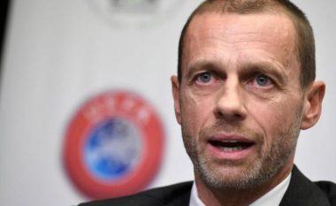 Presidenti i UEFA-s, Ceferin: VAR është një rrëmujë, nuk më ka pëlqyer nga fillimi
