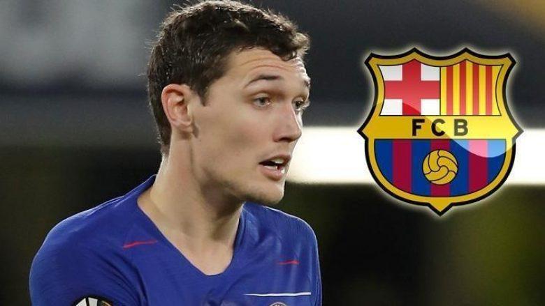 Barcelona e do në janar Christensenin