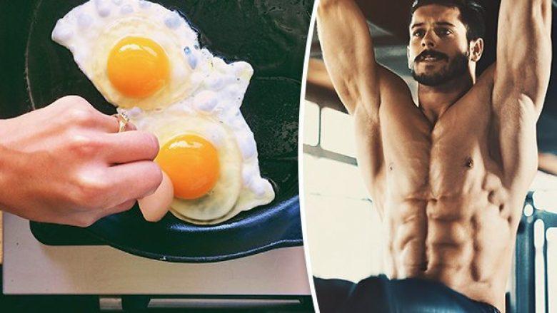 Si të humbni peshë dhe të ndërtoni muskuj: Ushqimet që duhet t'i shtoni në pjatën tuaj