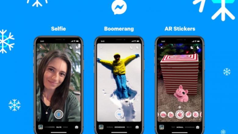 Facebook sjell Boomerang në aplikacionin Messenger
