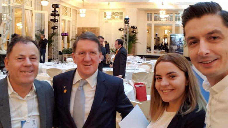 FASK në Asamblenë e Përgjithshme të FIA-s në Rusi, takohet edhe me Lordin Robertson