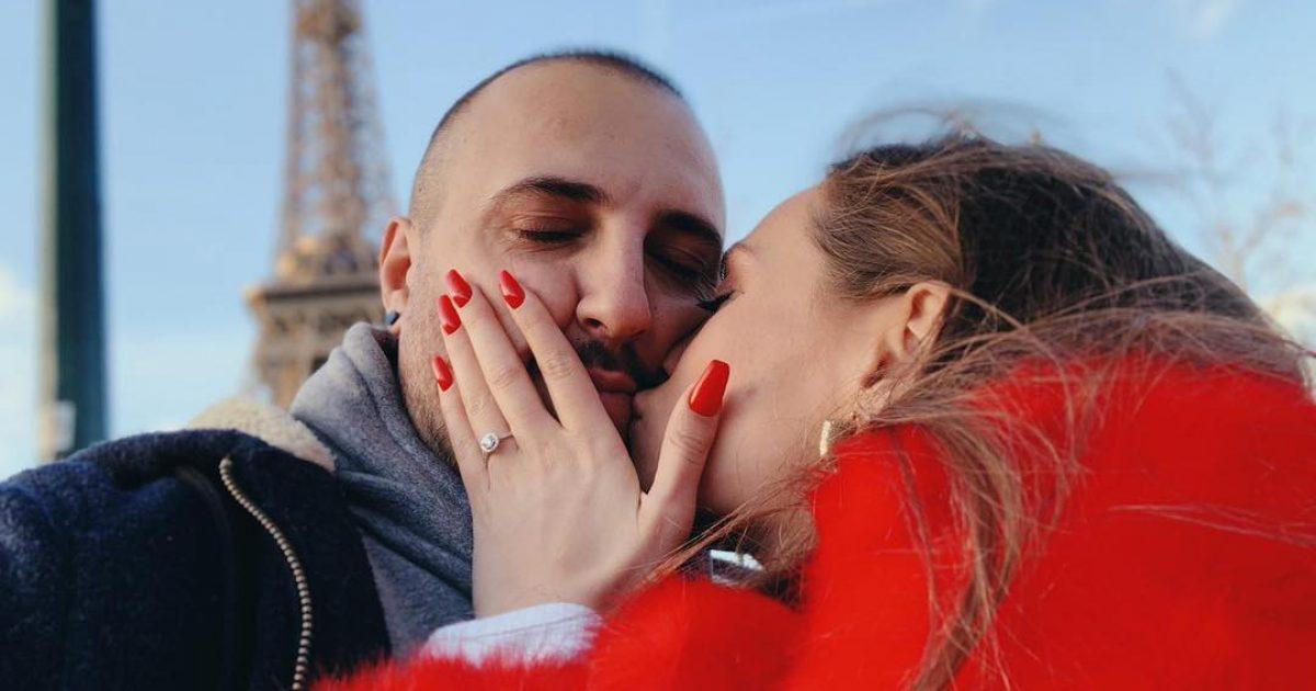 Producenti Big Bang i propozon martesë të dashurës në Paris: Ajo tha PO