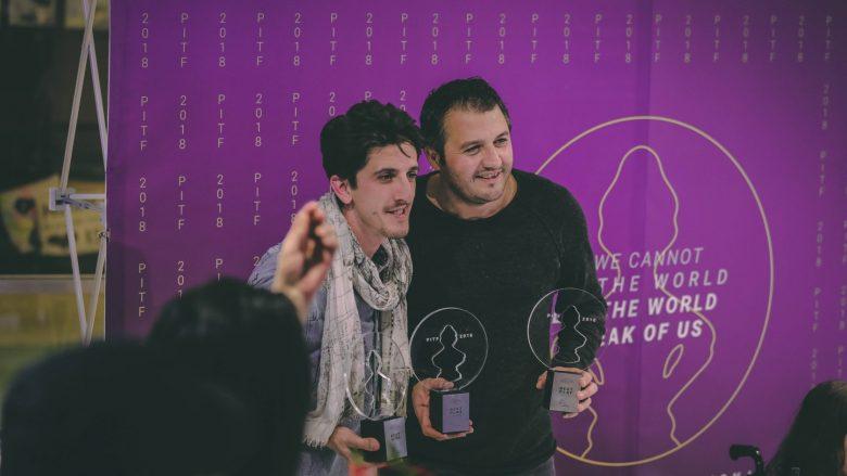 """Adrian Morina dhe Ylber Bardhi marrin çmimin kryesor në """"Prishtina International Theater Festival"""""""