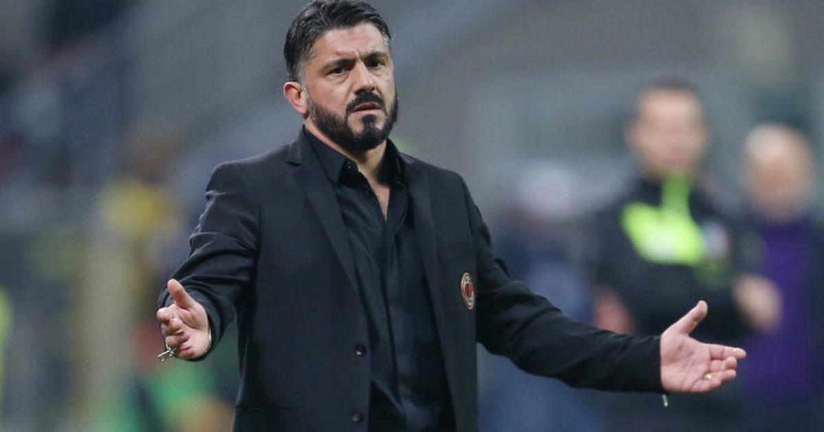 Gattuso nuk është i fokusuar në spekulimet për shkarkim