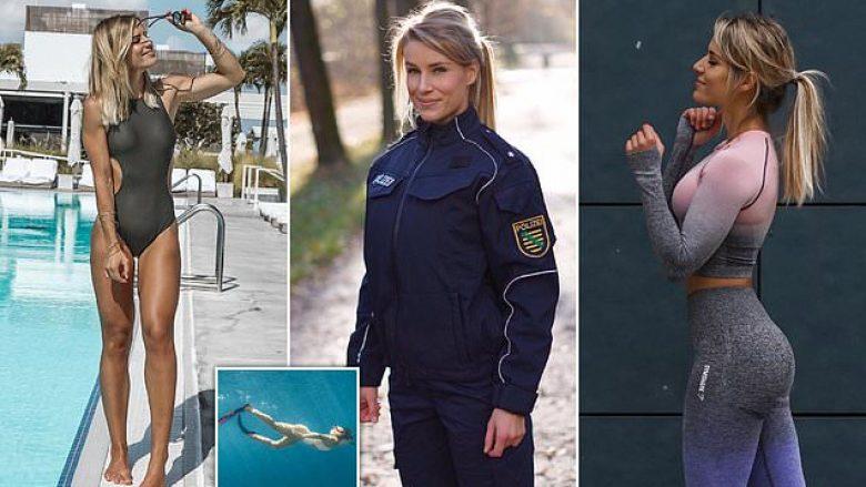 Policja më joshëse gjermane merr ultimatum: Në zbatim të ligjit ose modele e Instagramit
