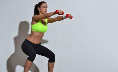 Këmbë të forta për vetëm dhjetë minuta: Super-stërvitjet të cilat djegin tepricën e yndyrës dhe kalorive (Foto)