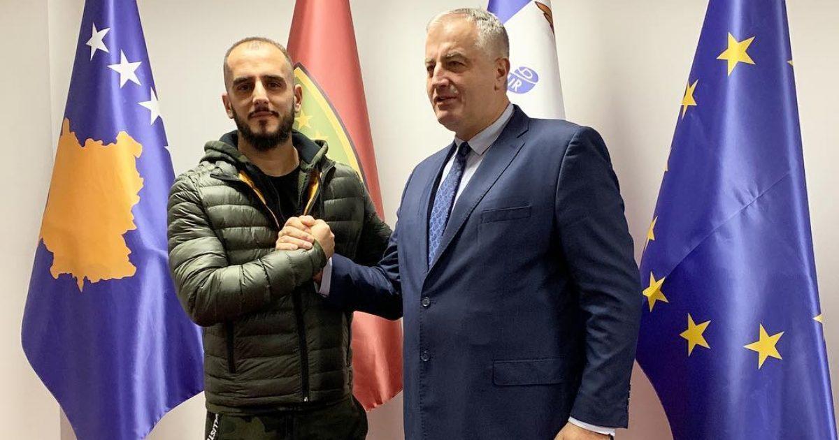 Gold AG takon Ministrin e MFSK-së, Rrustem Berishën