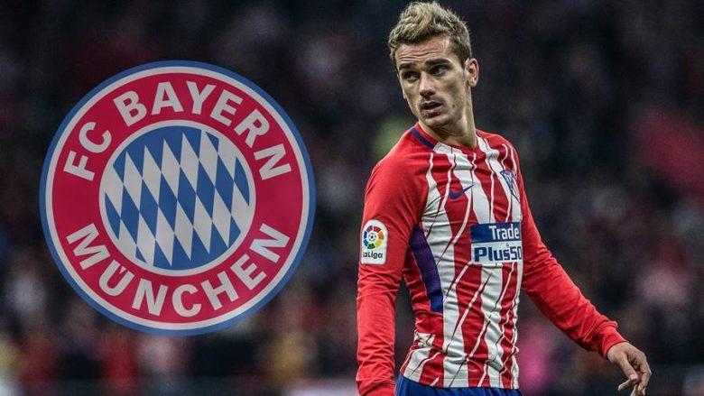 Bayerni etiketon Griezmannin si zëvendësues të Robbenit
