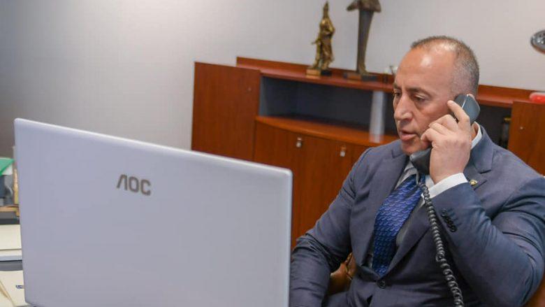 Haradinaj bisedë telefonike me sekretarin e NATO-s: Transformimi i FSK-së do të bëhet më 14 dhjetor, vendim sovran i Kosovës