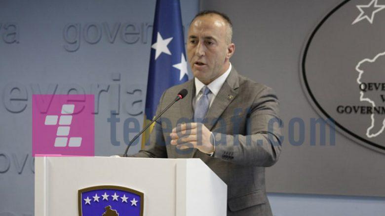 Haradinaj: Projektbuxheti i vitit 2019 pritet të votohet në fund të muajit janar