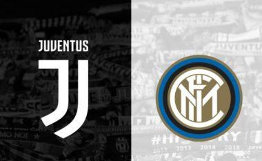 Juventus - Inter, formacionet zyrtare të derbit të Italisë