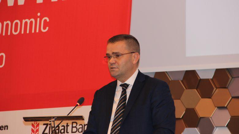 Mehmeti: Sektori bankar, kontribuues në rritjen ekonomike të vendit