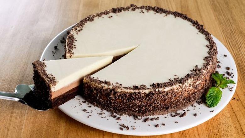 Proteina për lakmitarët: Tortë çokollate me djathë