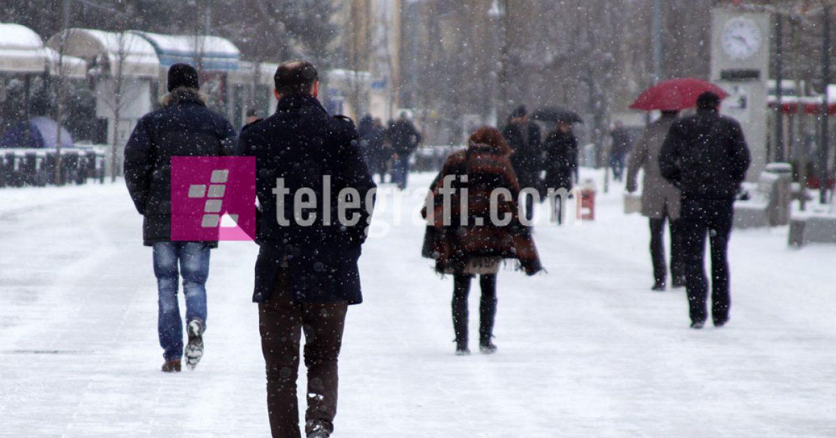 Nesër shumë ftohtë në Kosovë