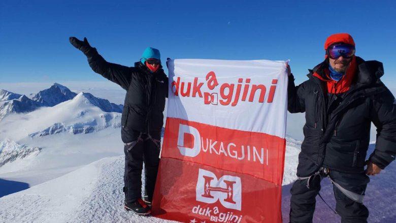 Alpinistët nga Kosova arrijnë nesër në vendlindje – Mrika Nikqi e lumtur për ngjitjen në majën më të lartë në Antarktik dhe falënderuese për gjithë mbështetësit