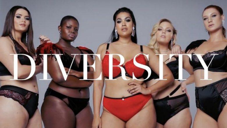 Brendi i modës me femra të plota lanson kampanjën kundër Victoria's Secret