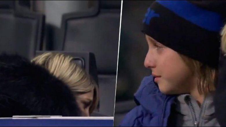Dëshpërim në Meazza, Wanda dhe djali i saj nuk mbajnë lotët pasi Interi u eliminua nga LK