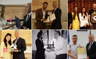 Këngëtarët shqiptarë që u dekoruan me mirënjohje nga krerët e shtetit gjatë vitit 2018