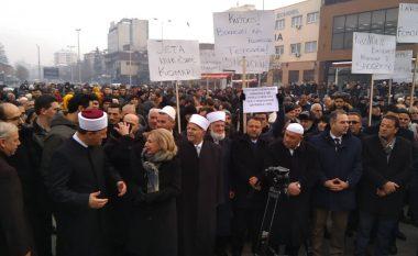 Tetovë, protestë kundër bixhozit (Foto/Video)