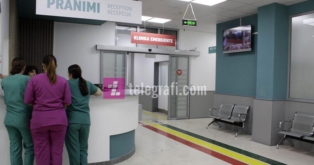 QKUK: Brenda 24 orëve janë paraqitur 281 raste për trajtim mjekësor