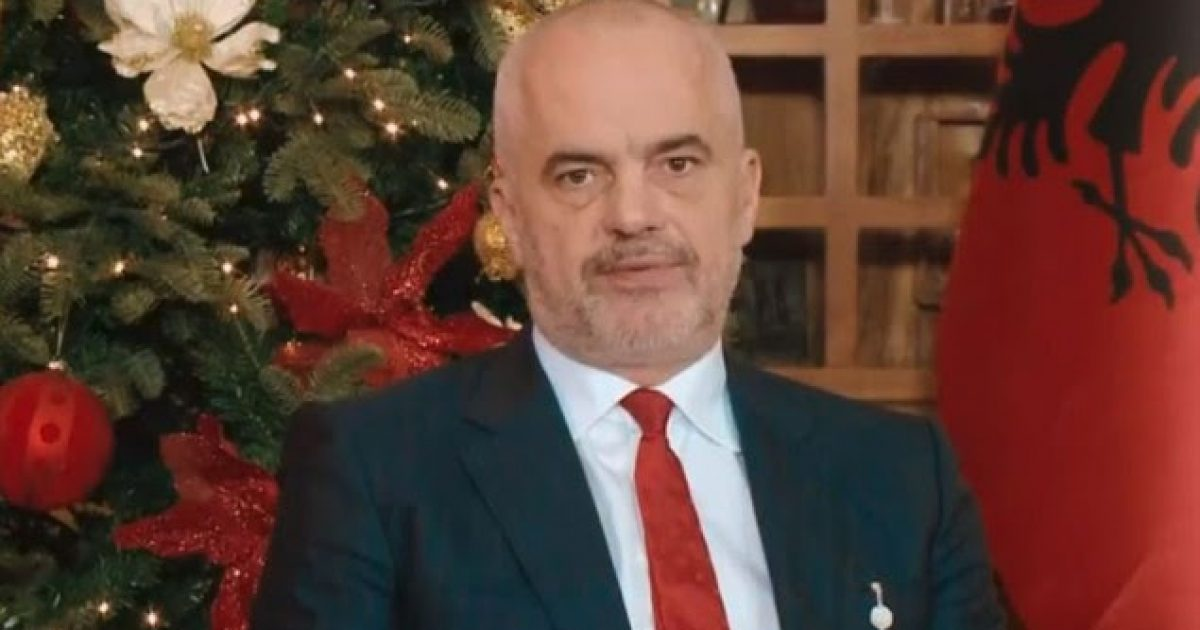 Rama uron Vitin e Ri: Qoftë një vit i mirë për Shqipërinë dhe shqiptarët!