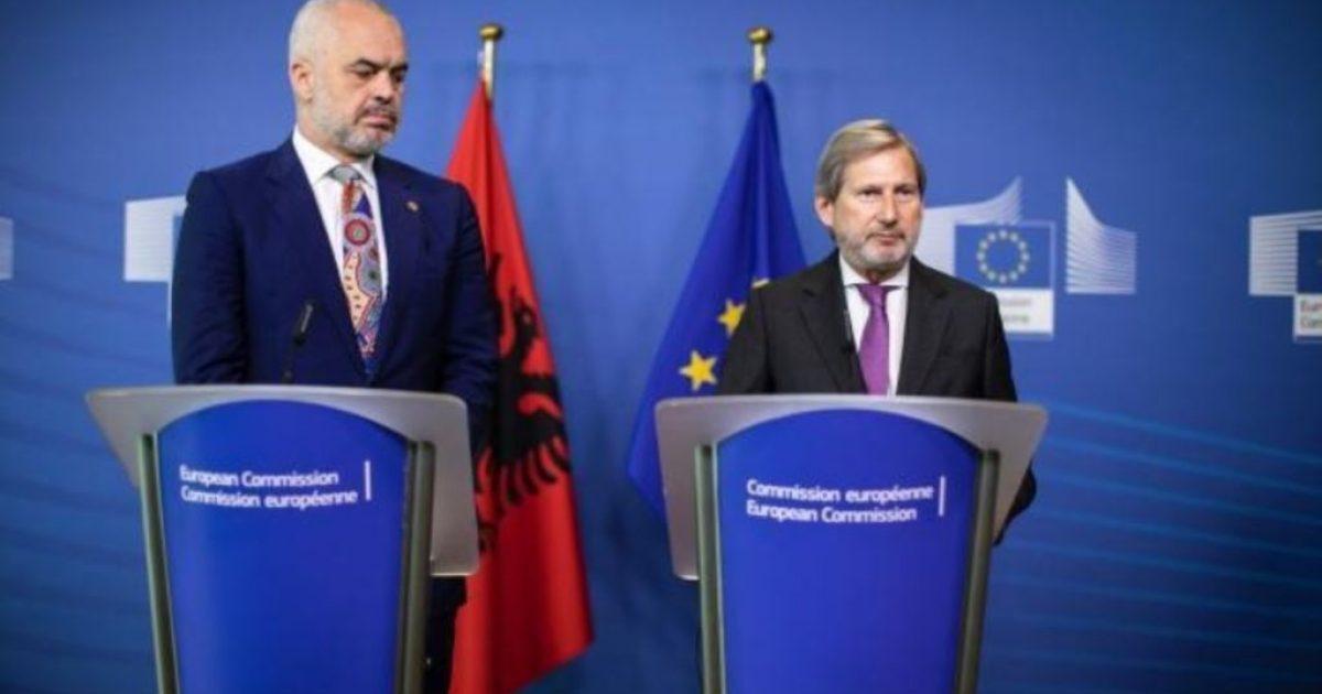 Rama porosit komisionerin Hahn: Taksa, një klithmë e Kosovës, që duhet dëgjuar