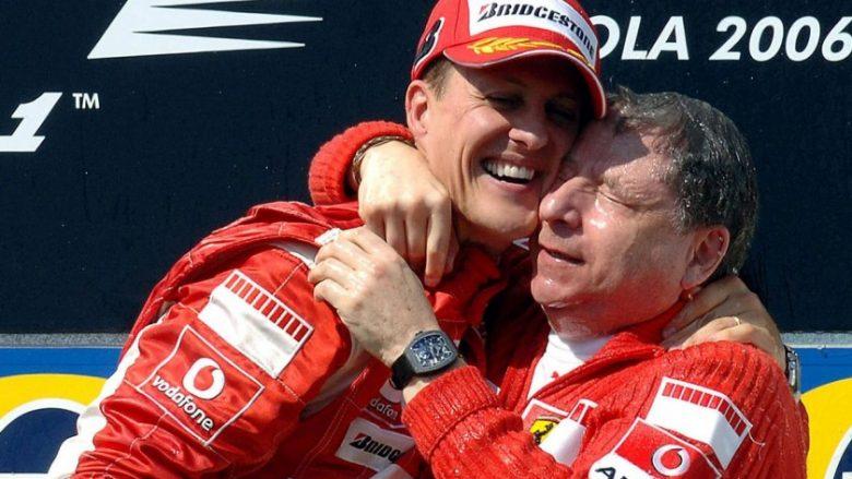 Jean Todt: Është e vështirë ta shohësh në atë gjendje Schumacherin