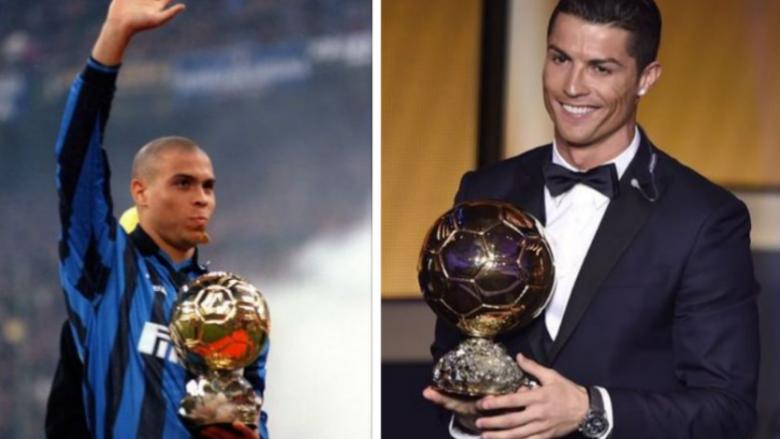 Ronaldo pyetet për dallimin e tij me CR7 dhe nofkën 'i vërteti', braziliani thotë se janë shumë të ndryshëm