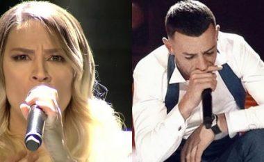"""Për shkak të arrestimit, Stresi nuk mund të ishte prezent për të kënduar në """"Kënga Magjike"""" - reagon Rozana Radi"""