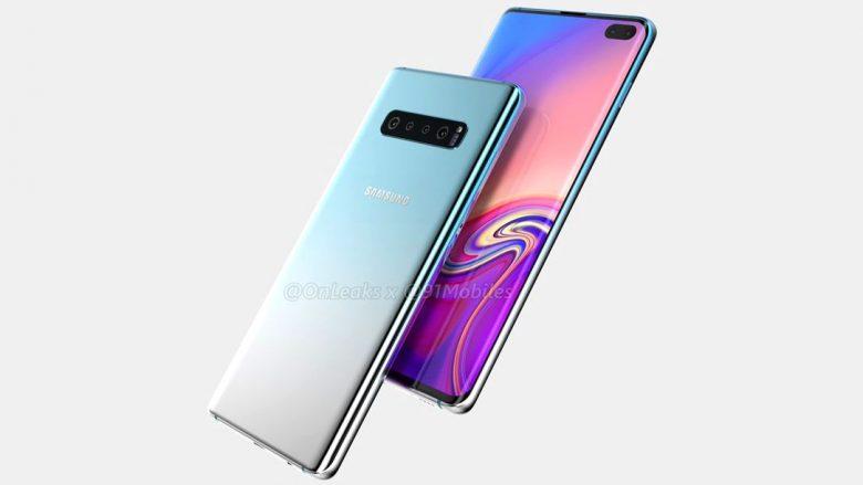 Samsung shfaq dizajnin e telefonit të ardhshëm, Galaxy S10