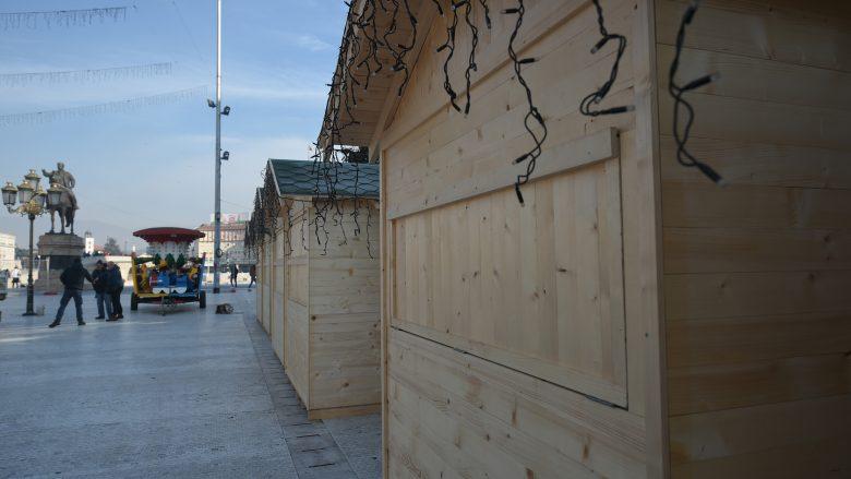 Sonte hapet lagjja e parë e vitit të ri në Shkup