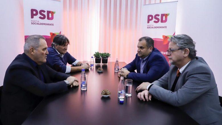 PSD takon Surroin, kërkohet përfshirja e shoqërisë civile në dialog