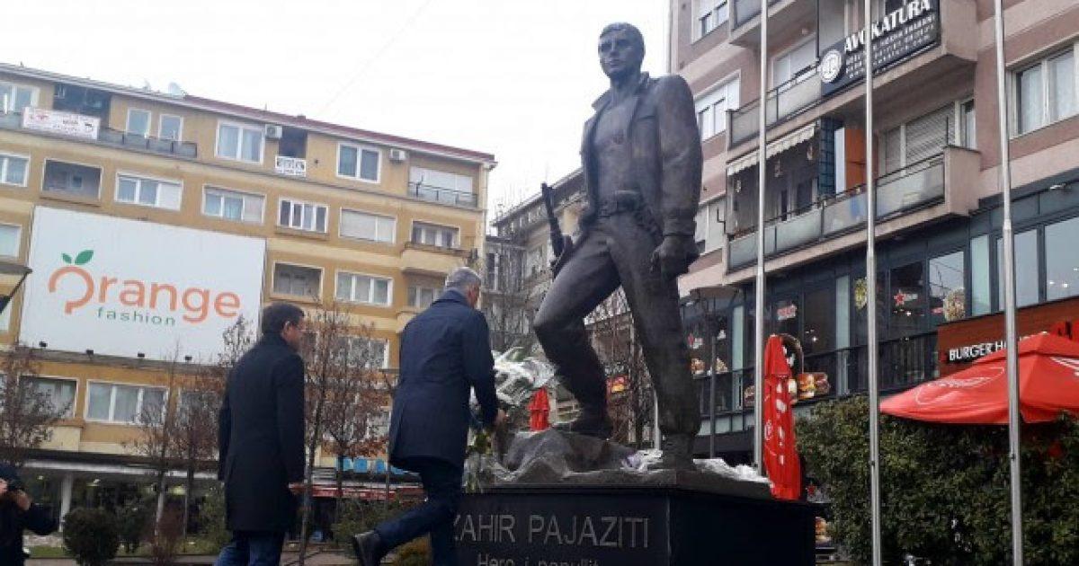 Thaçi  Ditën e parë të ushtrisë i nderojmë luftëtarët e lirisë