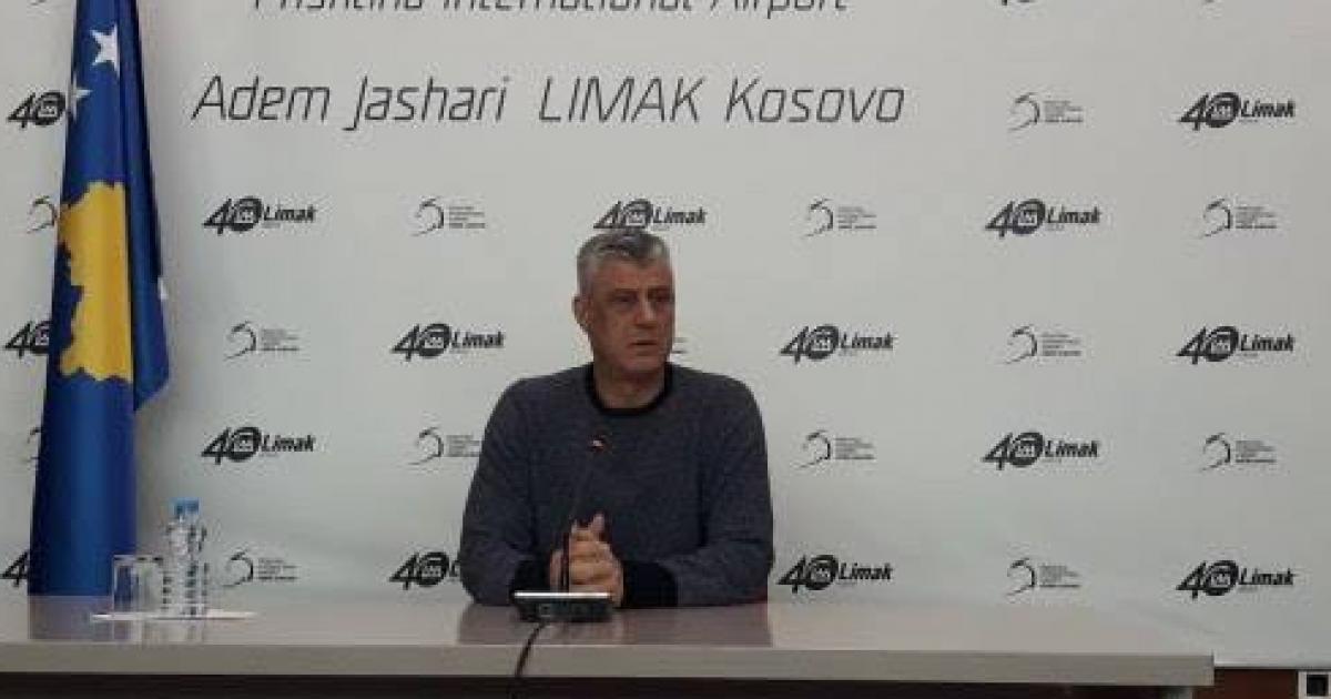 Thaçi: Themelimi i Ushtrisë së Kosovës proces pakthyeshëm, ajo i kontribuon paqes në rajon