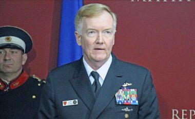 Admirali Foggo për ushtrinë e Kosovës: Është një vendim sovran