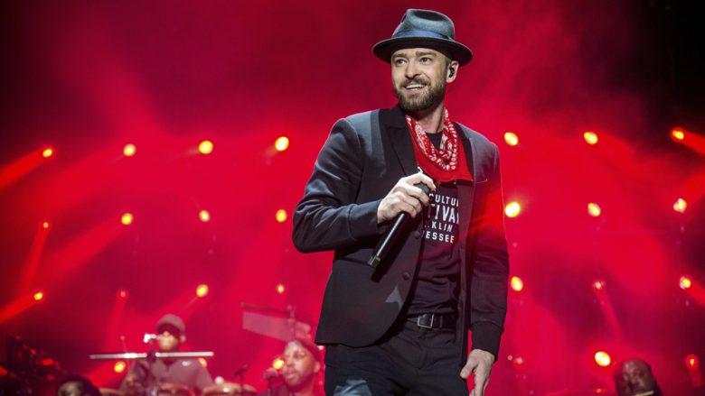 Justin Timberlake anulon të gjitha koncertet për këtë vit