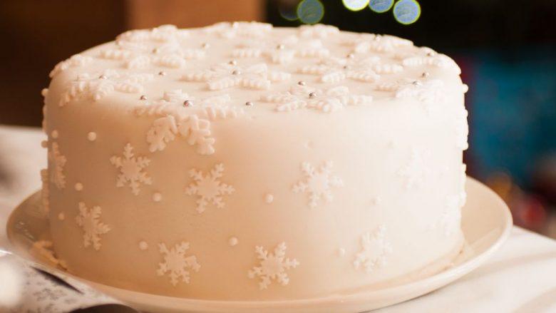 Tortat e vitit të ri: Torta nga mbretëria e akullit