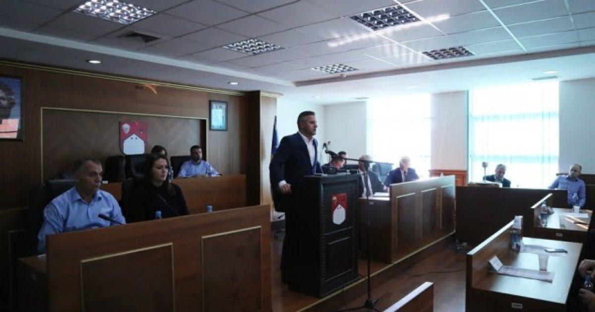 Asambleja komunale e Skenderajt vendos për lokacionin e deponisë inerte