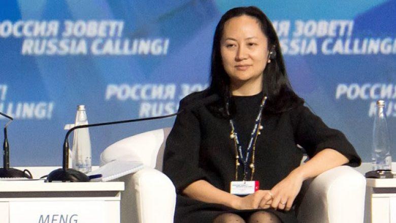 Drejtoresha e Huawei arrestohet në Kanada, SHBA kërkon ekstradimin e saj