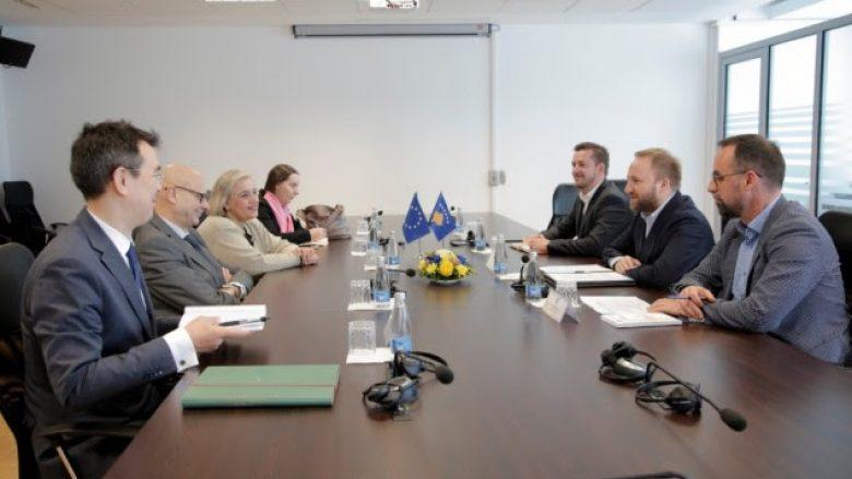 Coppola: EULEX-i do të vazhdojë të ofrojë ekspertizë për autoritetet e Kosovës